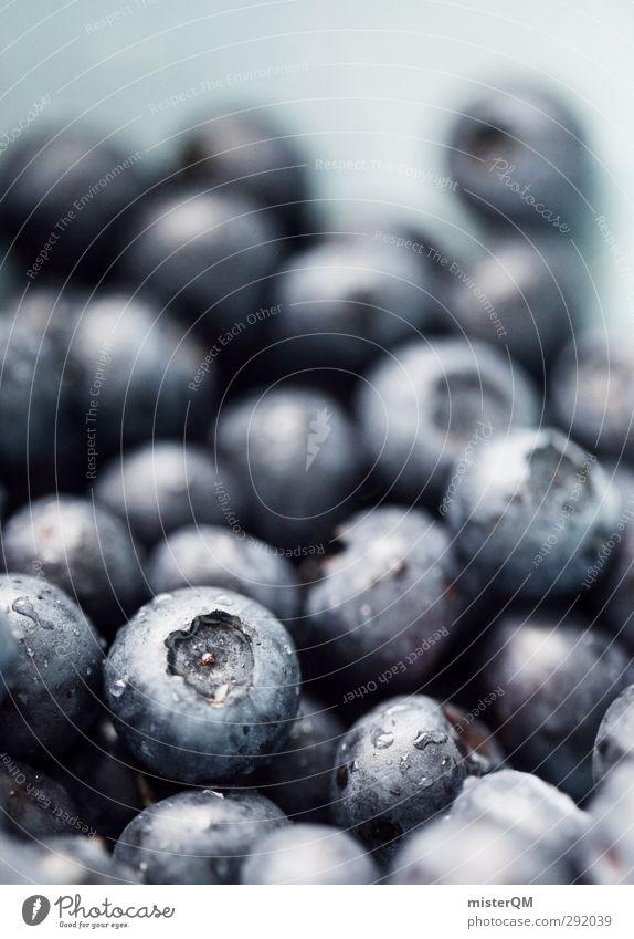 Leckerbeeren. Kunst ästhetisch Blaubeeren viele Vitamin Gesunde Ernährung Waldfrucht gepflückt blau lecker Beeren Frucht Obstkorb Schalen & Schüsseln Frühstück