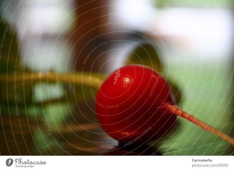 Radieschen III rot Tisch Stengel Gemüse Wurzel Rettich Knolle