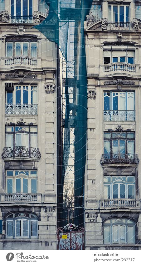 Alte Häuser | nicht genug oder zu viel platz? Ferien & Urlaub & Reisen schön Stadt Haus Fenster Wand Architektur Mauer Gebäude Wohnung Fassade elegant