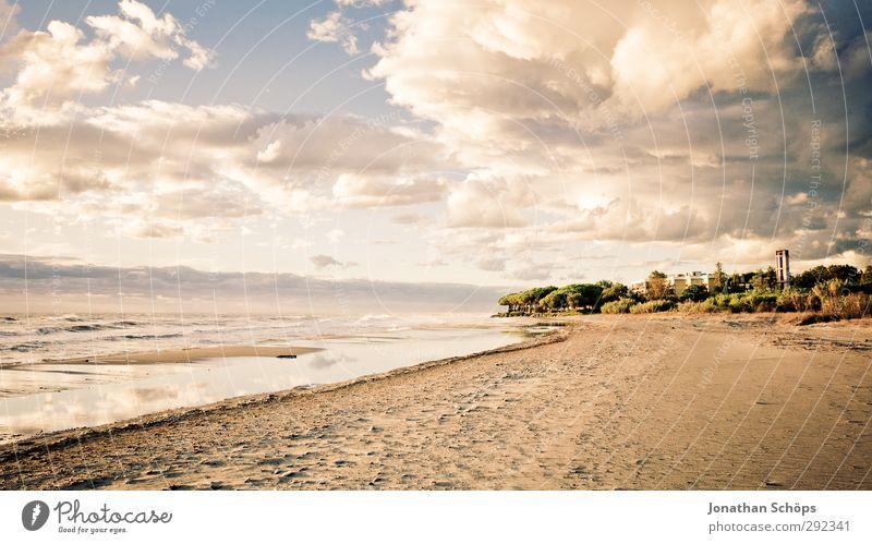 Korsika IV Ferien & Urlaub & Reisen Freiheit Sommer Sommerurlaub Sonnenbad Strand Meer Insel Wellen Umwelt Natur Landschaft Lebensfreude Wellness Sandstrand