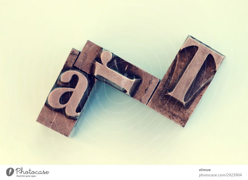 arT Schriftsetzer Künstler Künstlerwerkstatt Kunst Kunstwerk Printmedien Metall Zeichen Schriftzeichen Kommunikationsmittel alt historisch ästhetisch Design