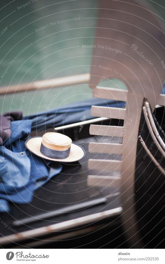 Wherever I Lay My Hat Ferien & Urlaub & Reisen Tourismus Ausflug Sightseeing Städtereise Gondoliere Venedig Italien Stadt Hafenstadt Verkehr Verkehrsmittel