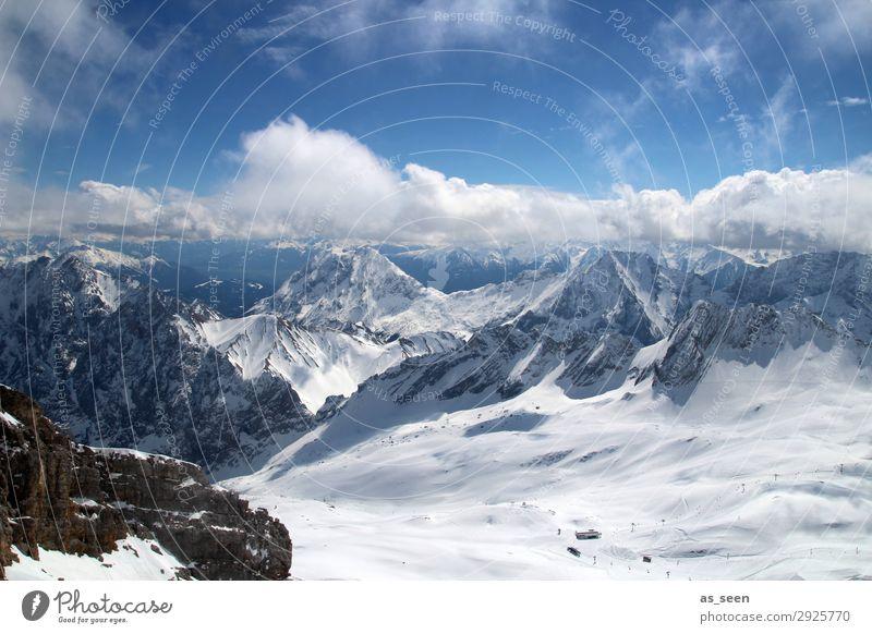 Top of Germany Ferien & Urlaub & Reisen Tourismus Abenteuer Ferne Freiheit Winter Schnee Winterurlaub Berge u. Gebirge Umwelt Natur Urelemente Luft Sonne Wetter