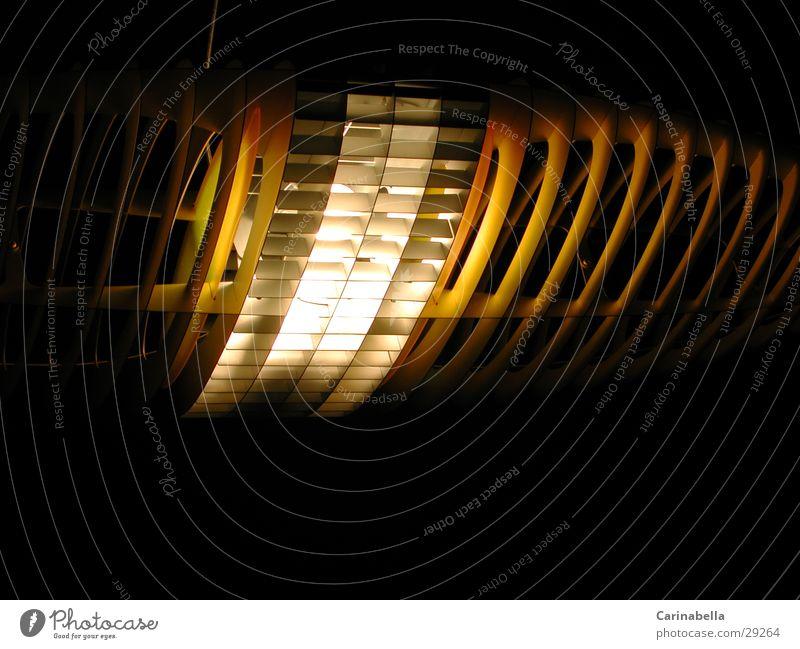 Heller Schein Lampe Licht Design Fototechnik