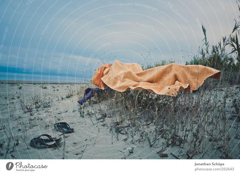 Korsika XI Ferien & Urlaub & Reisen Sommer Sommerurlaub Sonnenbad Strand Meer Insel Umwelt Natur Landschaft Sandstrand Schwimmen & Baden Mittelmeer Farbfoto