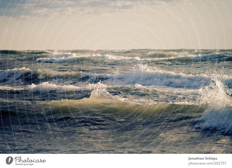 Korsika XIII Ferien & Urlaub & Reisen Sommer Meer Strand Ferne Freiheit Schwimmen & Baden Horizont Wellen Wind Insel Tourismus Schönes Wetter Abenteuer Lebensfreude Unendlichkeit