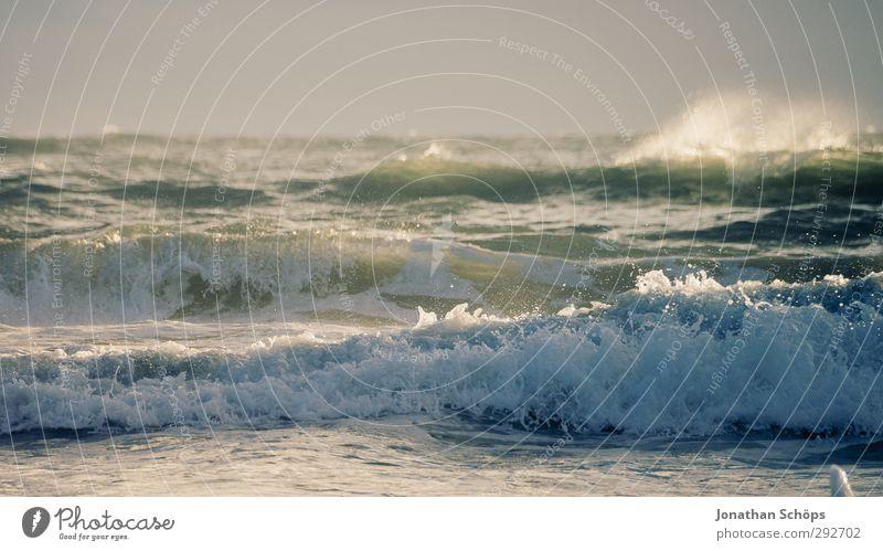 Korsika XIV Ferien & Urlaub & Reisen Sommer Meer Strand Ferne Freiheit Schwimmen & Baden Horizont Wellen Wind Insel Schönes Wetter Abenteuer Lebensfreude