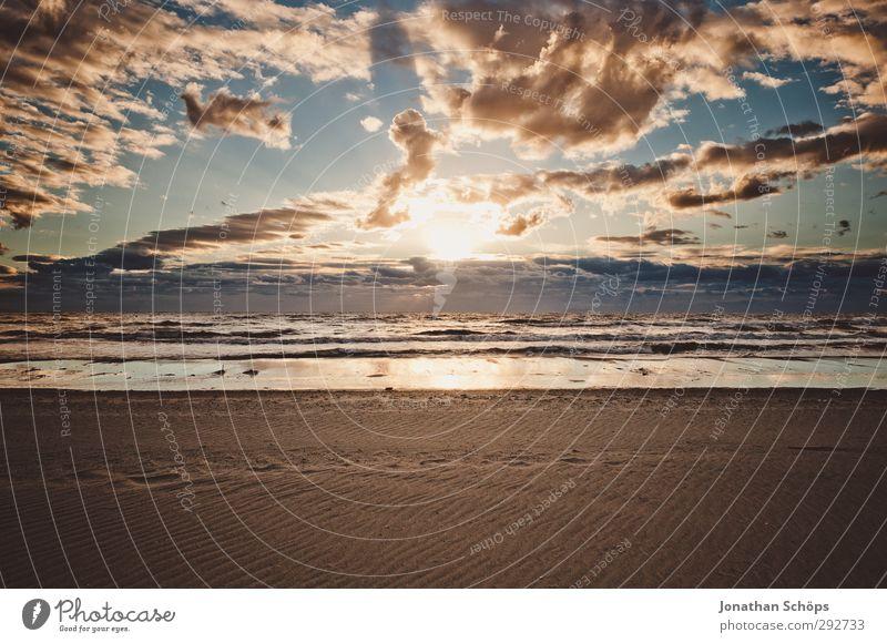 Korsika XVIII Himmel Natur Ferien & Urlaub & Reisen Himmel (Jenseits) Sommer Meer Erholung Landschaft Strand Umwelt Freiheit Schwimmen & Baden Horizont Wellen