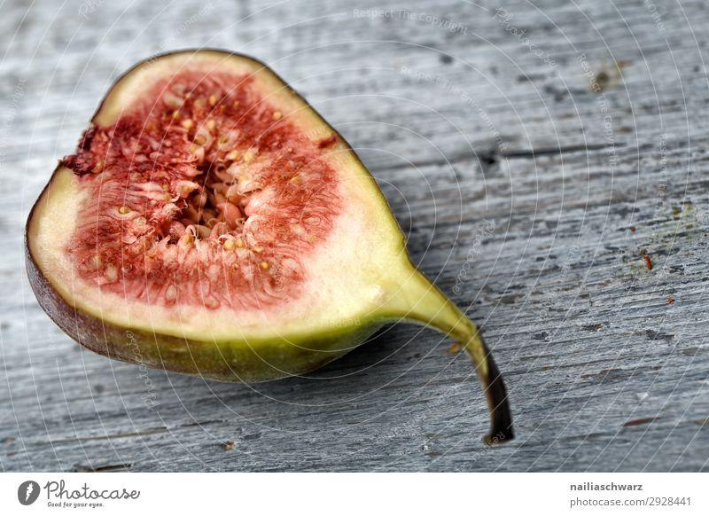 frische Feige Lebensmittel Frucht Ernährung Bioprodukte Vegetarische Ernährung Diät Lifestyle Gesundheitswesen Gesunde Ernährung Snowboard lecker rund saftig