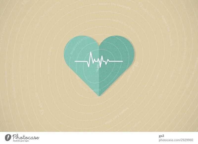 Gesundheit Gesundheitswesen Behandlung Seniorenpflege Alternativmedizin Gesunde Ernährung sportlich Fitness Wellness Leben Zeichen Herz Linie Liebe Rettung