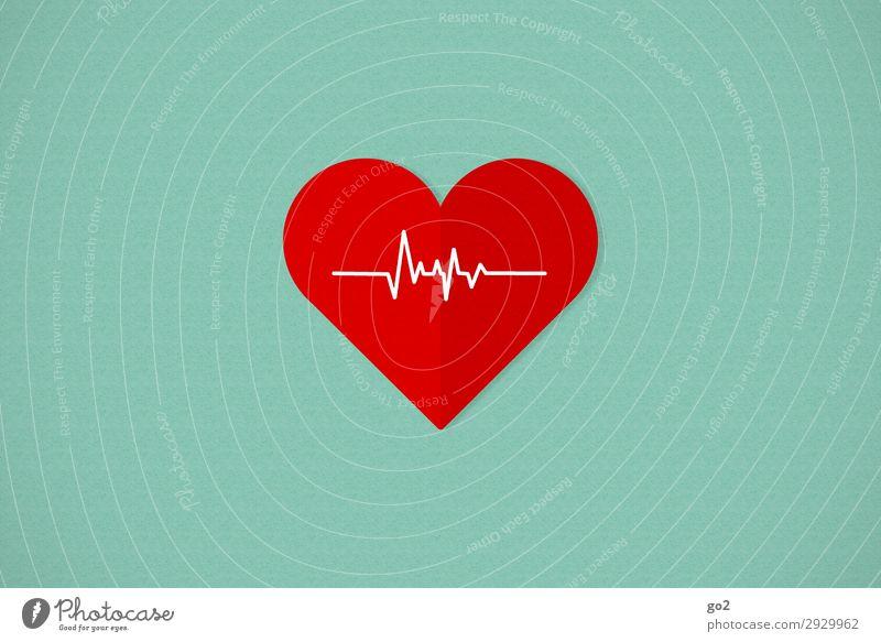 Gesundheit Gesundheitswesen Behandlung Seniorenpflege Alternativmedizin Krankenpflege Krankheit Zeichen Herz ästhetisch einfach grün rot Menschlichkeit