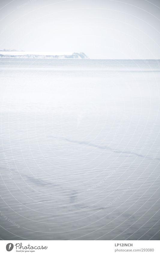 bOLteNHagEn. Natur Wasser Meer Landschaft Winter Strand ruhig Erholung Umwelt Schnee Freiheit träumen Felsen Eis Deutschland Europa
