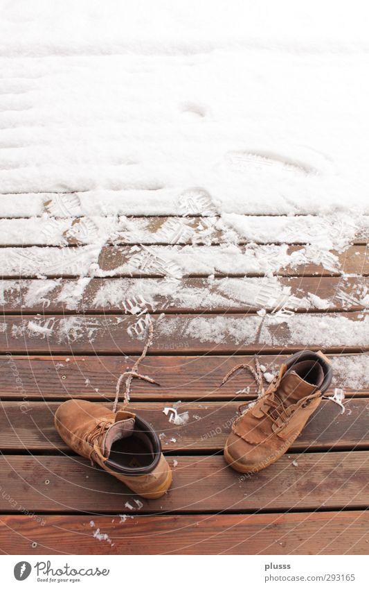 Feierabend Handwerker Baustelle Landwirtschaft Forstwirtschaft Schnee Garten Arbeitsbekleidung Schuhe Wanderschuhe Holz Leder Arbeit & Erwerbstätigkeit Erholung