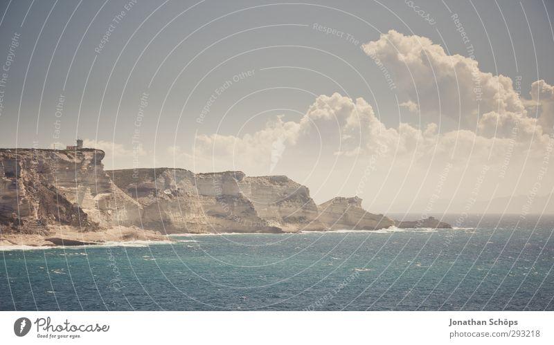Korsika XXVII Ferien & Urlaub & Reisen Freiheit Sommer Sommerurlaub Meer Insel Wellen Umwelt Natur Landschaft Lebensfreude Schwimmen & Baden Mittelmeer