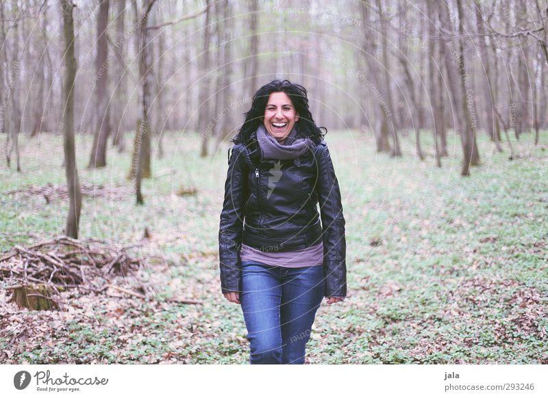 :) Mensch Frau Natur schön Pflanze Baum Freude Landschaft Erwachsene Umwelt feminin Herbst Gefühle Glück natürlich Zufriedenheit