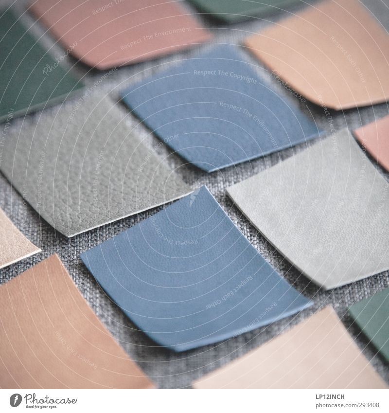 Ausschnitte Farbe Innenarchitektur Stil Mode Wohnung Häusliches Leben Design modern Dekoration & Verzierung ästhetisch kaufen Kreativität retro Idee Stoff Kunststoff