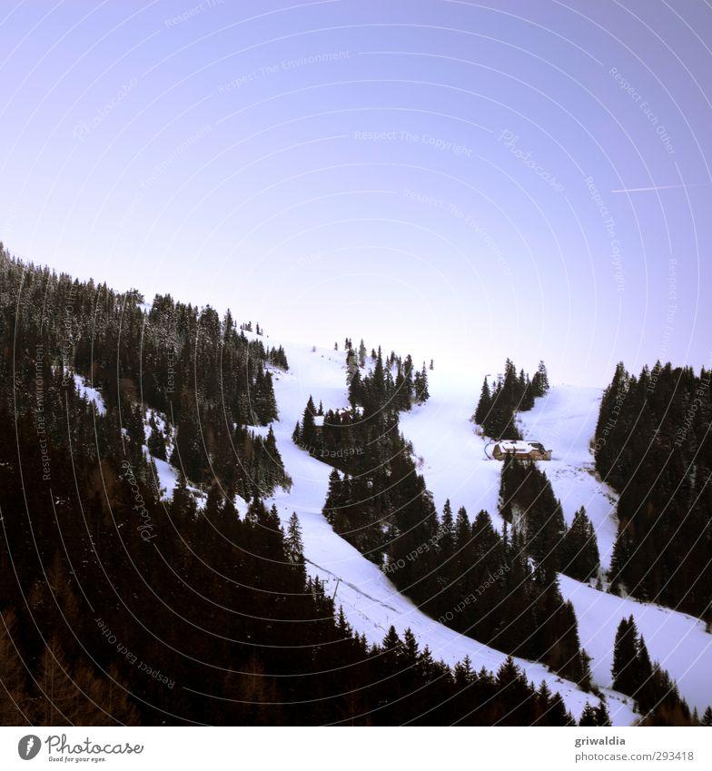 ciao klippitz II Natur Ferien & Urlaub & Reisen Baum Landschaft ruhig Haus Winter Wald Berge u. Gebirge Schnee Freiheit Ausflug Schönes Wetter Alpen Skifahren