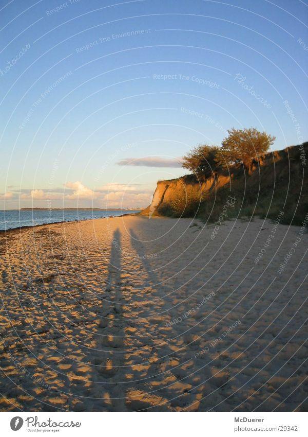 Strandschatten Sonne Meer Strand See Europa