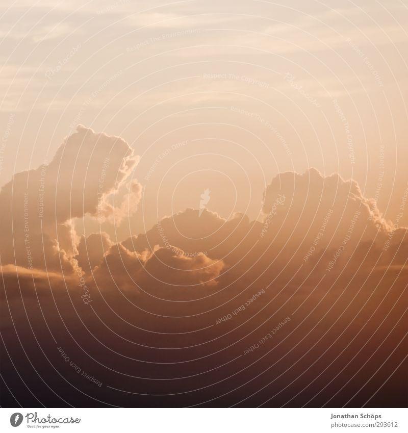 Korsika XXIX Himmel Ferien & Urlaub & Reisen Himmel (Jenseits) Sommer Meer Wolken Erholung Freiheit Luft orange Idylle Lebensfreude Sommerurlaub Frankreich