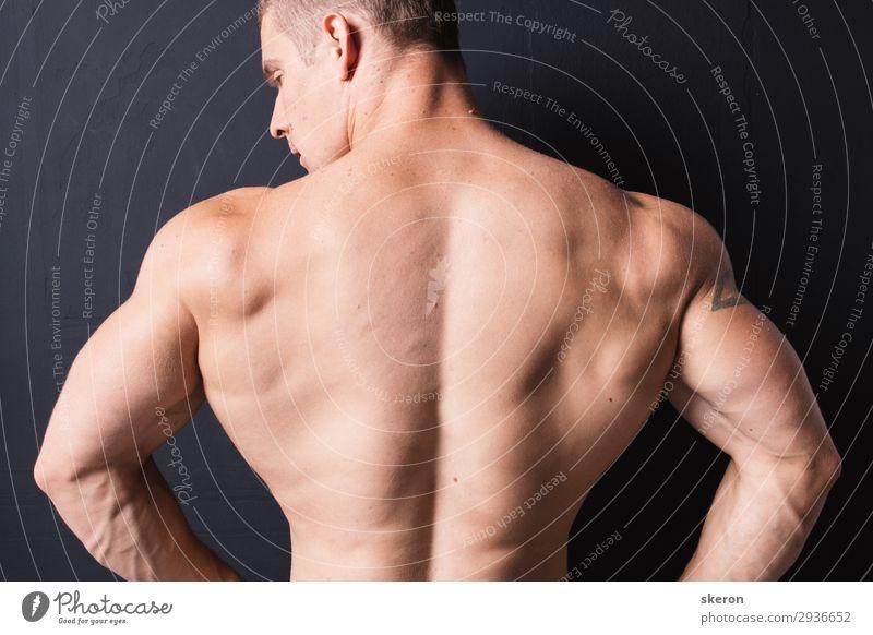Mensch Jugendliche Mann schön Erotik Gesundheit 18-30 Jahre Lifestyle Erwachsene Sport Party Arbeit & Erwerbstätigkeit maskulin Körper ästhetisch Haut