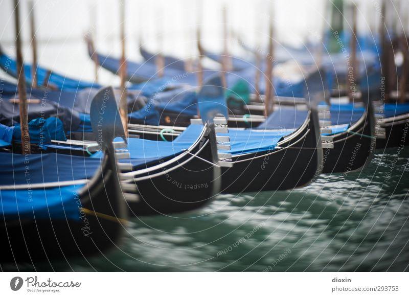 Domenicos Vermächtnis Ferien & Urlaub & Reisen Wasser Schwimmen & Baden Wasserfahrzeug Wetter Nebel elegant authentisch Verkehr Tourismus nass Italien Hafen