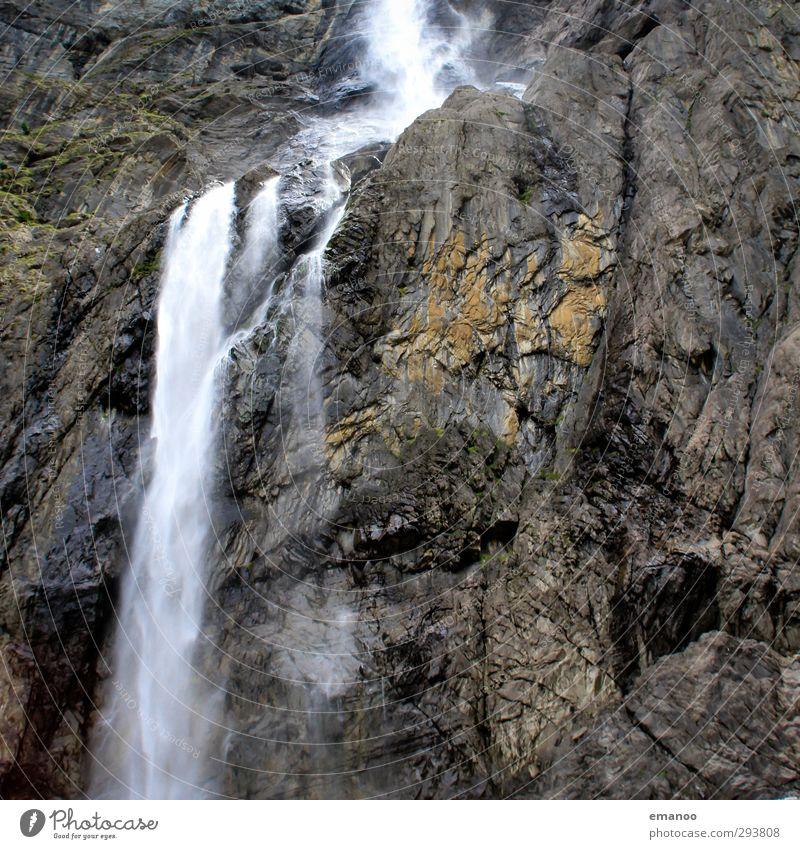 Gavarnie Ferien & Urlaub & Reisen Ausflug Berge u. Gebirge wandern Natur Landschaft Luft Wasser Klima Klimawandel Wetter Hügel Felsen Alpen Gletscher Fluss