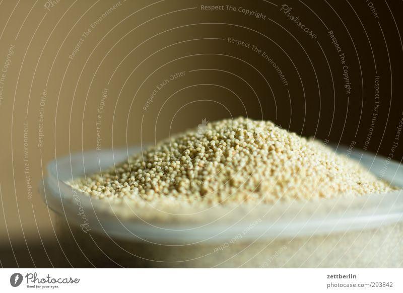 Hirse Lebensmittel Gemüse Frucht Ernährung Bioprodukte Vegetarische Ernährung Diät Fasten Slowfood Schalen & Schüsseln gut schön wallroth Korn Vollkorn Reis