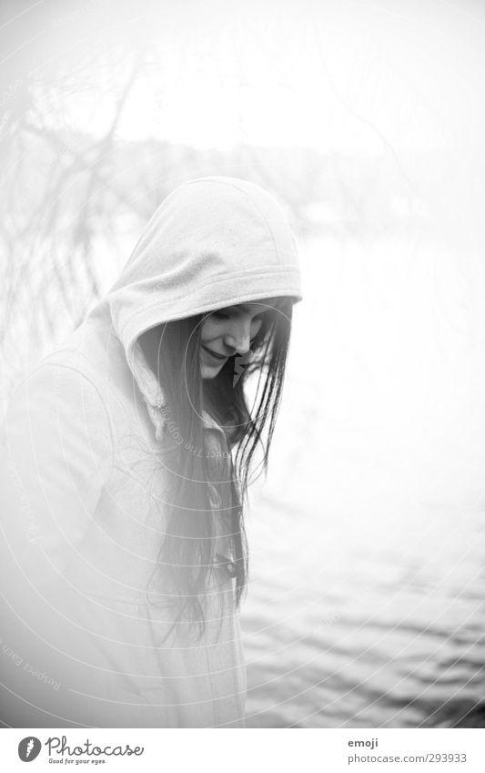 [analog portrait ] II Mensch Jugendliche weiß Junge Frau Erwachsene feminin 18-30 Jahre hell einzigartig langhaarig Kapuze