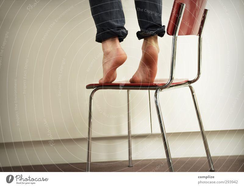 Wachstum Diät Lifestyle Stil Design Gesundheit sportlich Häusliches Leben Wohnung einrichten Innenarchitektur Dekoration & Verzierung Möbel Stuhl Raum Küche