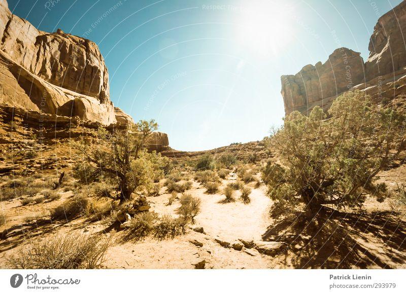 Wilder Westen Natur Landschaft Umwelt Stimmung Klima Schönes Wetter