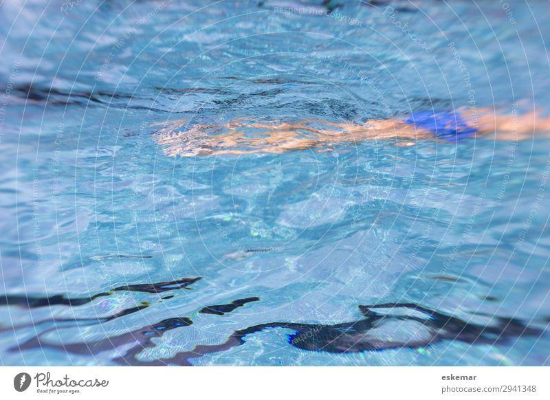 schwimmen Wellness Schwimmbad Freizeit & Hobby Ferien & Urlaub & Reisen Sommer Sport Fitness Sport-Training Wassersport Sportler Schwimmen & Baden tauchen