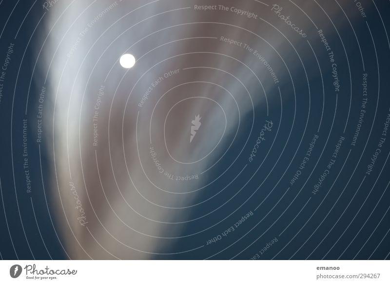 vernebelt Energiewirtschaft Kernkraftwerk Energiekrise Industrie Umwelt Luft Himmel Wolken Mond Mondfinsternis Klima Klimawandel Nebel Stadt Industrieanlage