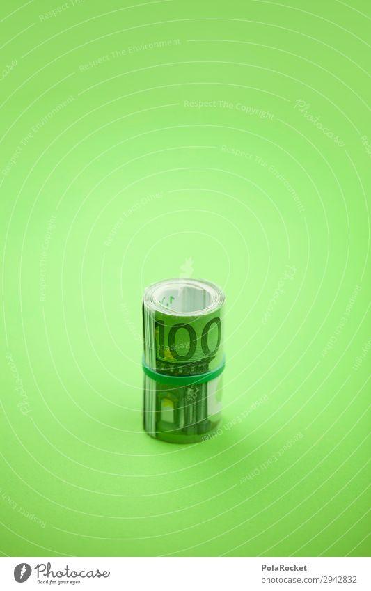 #A# Bündel Geld Kunst ästhetisch Geldinstitut Geldscheine Geldgeschenk Geldgeber Geldverkehr Erfolg Trostpreis Gewinnspiel grün Lenkrad Kap Kapitalismus