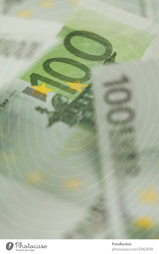 #A# 100 Scheine Kunst ästhetisch grün Geld Geldscheine Geldkapital Erfolg Trostpreis Gewinnspiel Euro reich Reichtum Lenkrad Farbfoto Gedeckte Farben