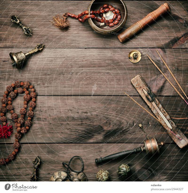 Tibetische religiöse Objekte für die Meditation Schalen & Schüsseln Gesundheitswesen Behandlung Alternativmedizin Medikament Wellness harmonisch Erholung