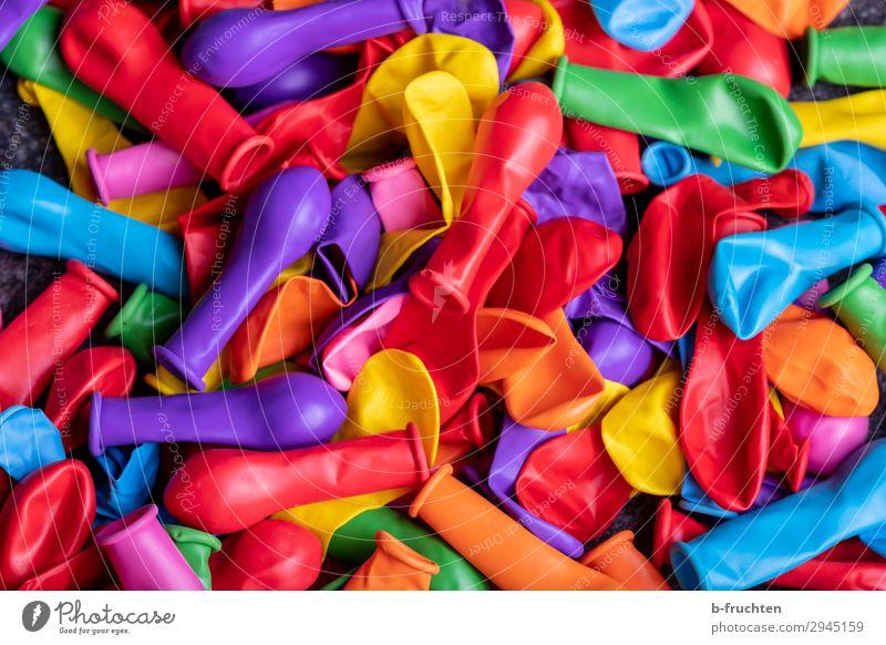 Bunte Luftballons, Wasserbomben Freude Freizeit & Hobby Spielen Spielzeug Fröhlichkeit mehrfarbig einzigartig wasserbomben Hintergrundbild Sammlung viele
