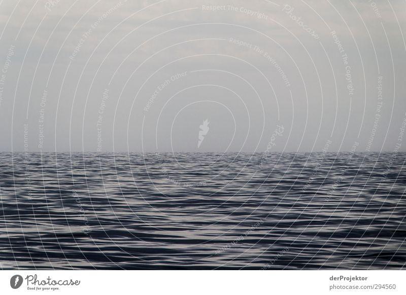 Meer=Leer Sport Wassersport Segeln Umwelt Natur Himmel Wolken Sommer schlechtes Wetter Wellen Architektur beobachten hängen Blick warten schön Gefühle