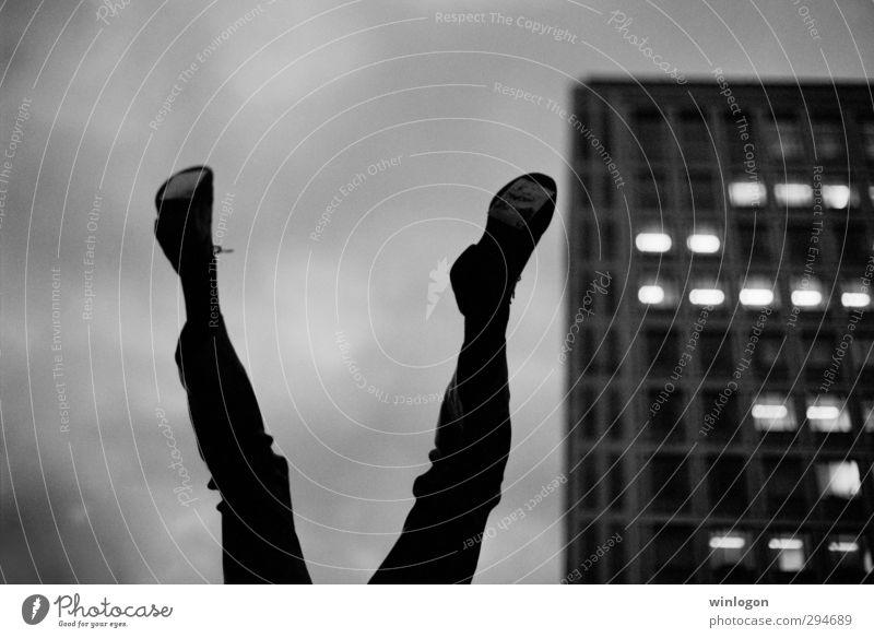 Upside Down Ferien & Urlaub & Reisen Freiheit Nachtleben Feste & Feiern Tanzen Fitness Sport-Training Leichtathletik Bildung Wissenschaften Berufsausbildung