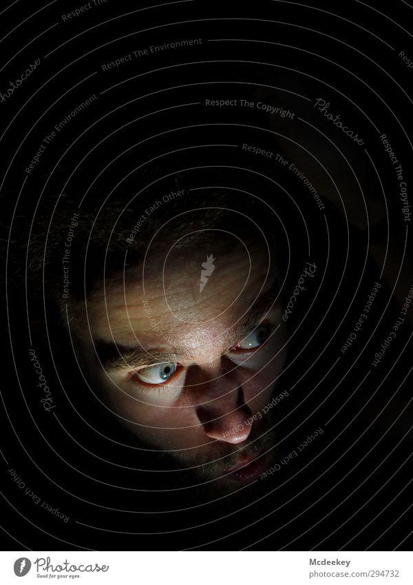 Black Beauty Mensch Jugendliche weiß rot schwarz Gesicht Erwachsene dunkel Auge Junger Mann Leben 18-30 Jahre grau Kopf braun außergewöhnlich