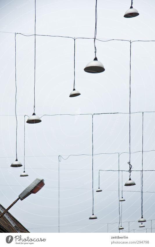 Laternen Lifestyle Stil Design Freude Freizeit & Hobby Lampe Entertainment Veranstaltung hängen leuchten Beleuchtung Lichterkette mobile wallroth Hängelampe