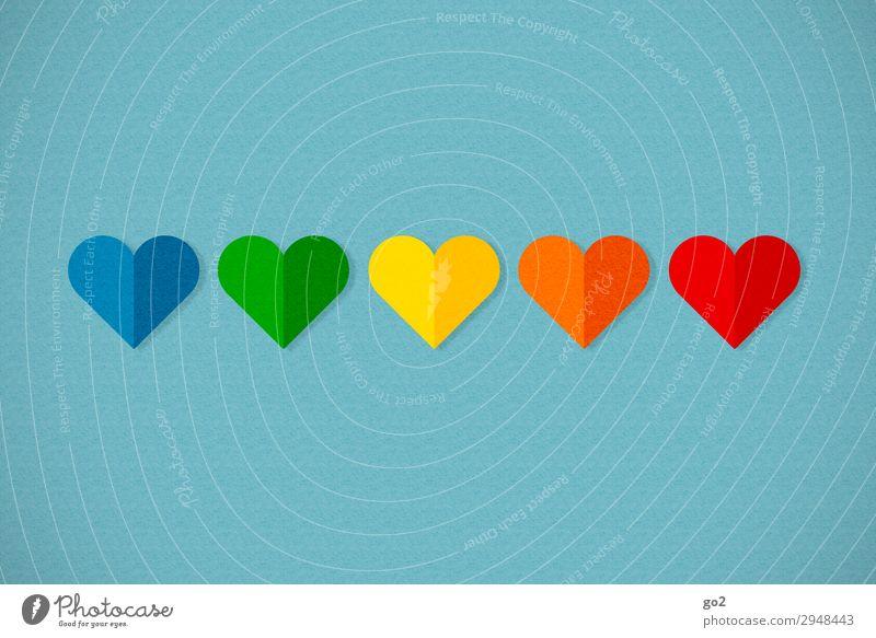 Hearts Flirten Valentinstag Muttertag Weihnachten & Advent Hochzeit Geburtstag Zeichen Herz ästhetisch außergewöhnlich Fröhlichkeit einzigartig mehrfarbig