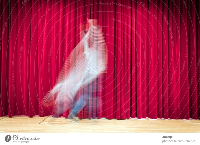 Improtheater Mensch Bewegung Stil Kunst außergewöhnlich Tanzen Geschwindigkeit Show Veranstaltung Theaterschauspiel skurril Bühne Vorhang Künstler Tänzer Zirkus