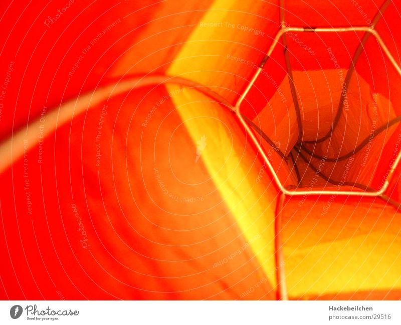 lounge-o-light gelb Lampe Wärme Stimmung orange Physik Häusliches Leben Foyer Bogen
