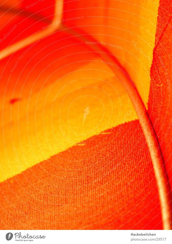 lounge-o-light Lampe Licht Stimmung gelb Physik Häusliches Leben orange Bogen Foyer chill Wärme