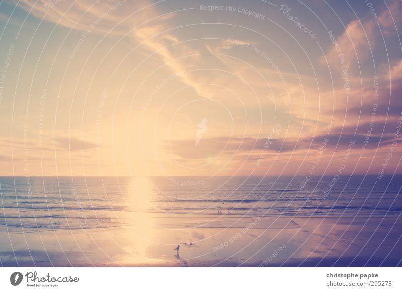 summer memories Freizeit & Hobby Ferien & Urlaub & Reisen Sommer Sommerurlaub Sport Himmel Wolken Horizont Sonnenaufgang Sonnenuntergang Sonnenlicht