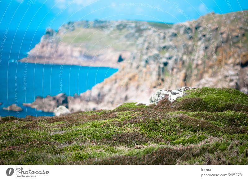 Insel der Inseln Natur Ferien & Urlaub & Reisen Wasser Sommer Pflanze Meer Landschaft Umwelt Ferne Küste Felsen wandern Schönes Wetter Tourismus Ausflug