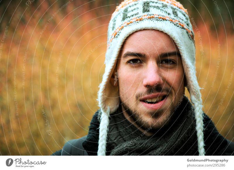 Jonny, Student Lifestyle Mensch maskulin Junger Mann Jugendliche Erwachsene Leben Haut Kopf Gesicht Auge Nase Mund Lippen Zähne Bart 1 18-30 Jahre Mütze