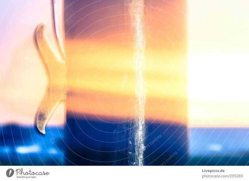da Mast Wassersport Segeln Landschaft Himmel Wolkenloser Himmel Sonne Sonnenaufgang Sonnenuntergang Sonnenlicht Schönes Wetter Küste Strand Meer Segelboot