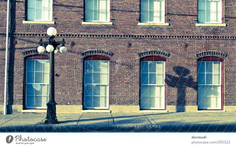 old town Stil Haus Energiewirtschaft Architektur ybor city USA Amerika Stadt Stadtzentrum Altstadt Menschenleer Bauwerk Gebäude Mauer Wand Fassade alt Laterne