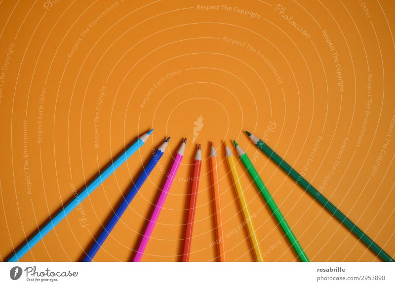 Buntstifte zum zeichnen und malen mit ... | Fingerspitzengefühl Freude Freizeit & Hobby Bildung Erwachsenenbildung Arbeitsplatz Feierabend Kunst Künstler Maler